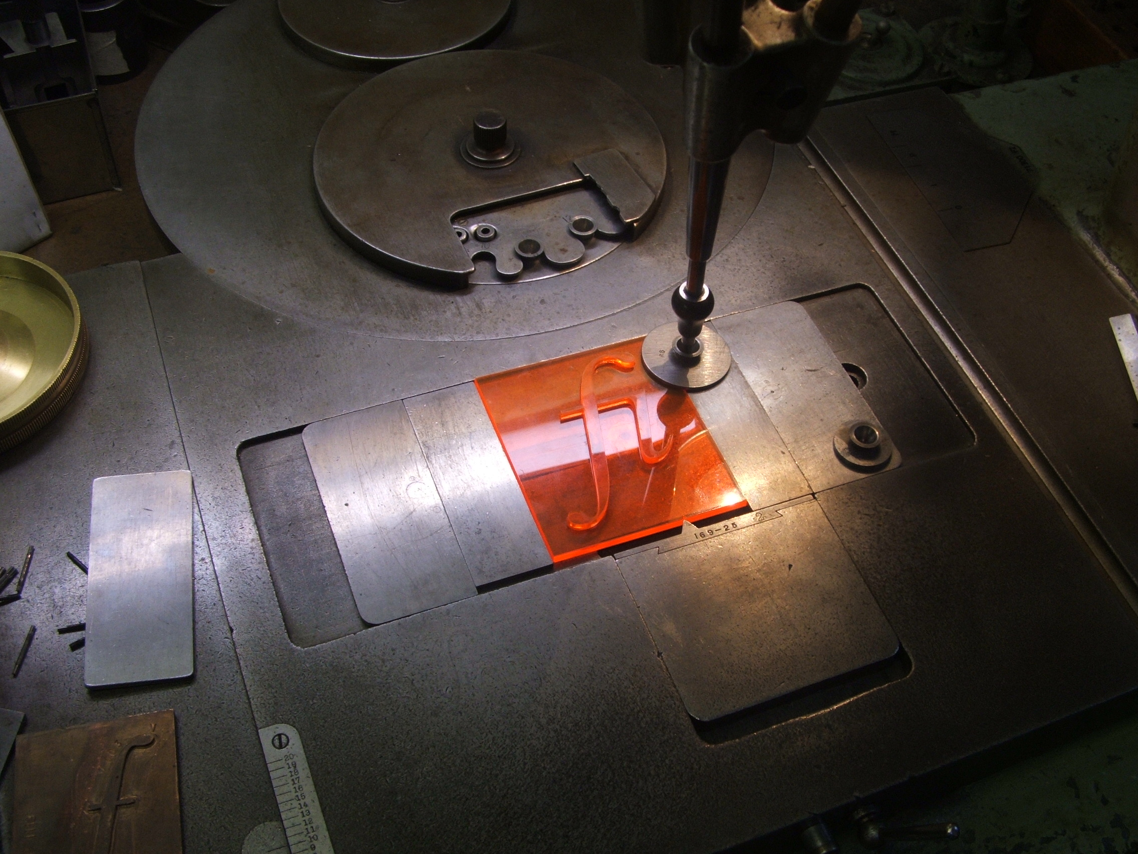 Laser Cutting For Letterpress Printing New Uses Of
